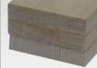 Toldásmentes lucfenyő ajtófríz 72x120