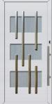 G-476-rozsdamentes acél-ral9007