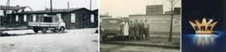 Régi képek a Schüco cég megalakulásának kezdeti idejéből 1951-ből.