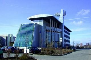 Schüco International KG egyik épülete